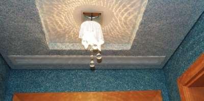 Жидкие обои инновационное покрытие стен и потолка