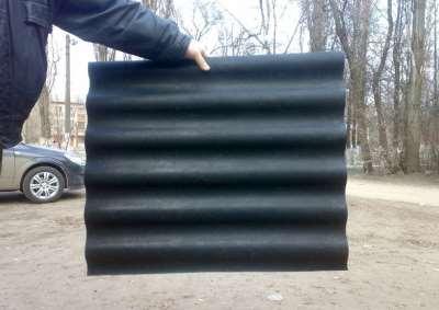 резиновый шифер фото