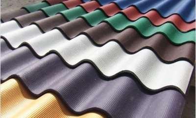 резиновый шифер разных цветов