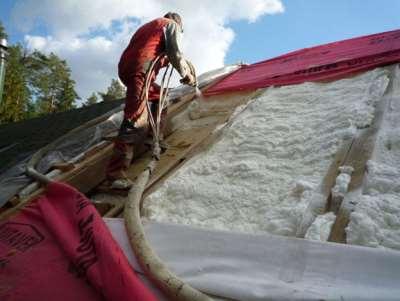 Жидкая гидроизоляция крыши