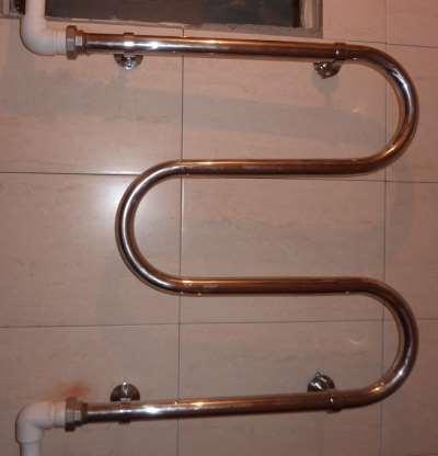 Полотенцесушитель водяной, фото
