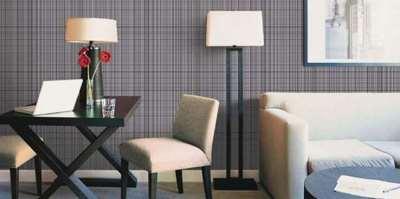Как отделать стены и мебель тканью самостоятельно