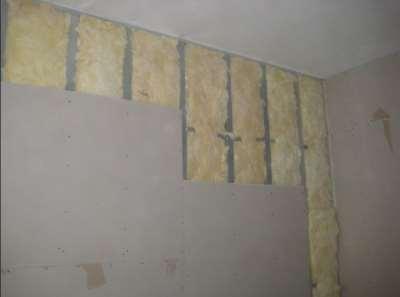 Выровнять стены гипсокартоном, фото