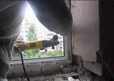Как установить пластиковые окна