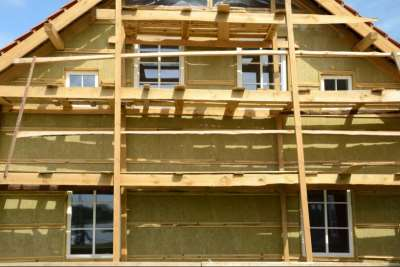 Утепление фасада дома, главные ошибки