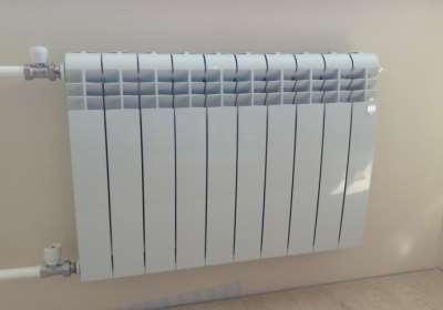 Отопительный радиатор из биметалла