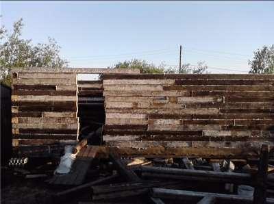 Баня из шпал, основные моменты строительства