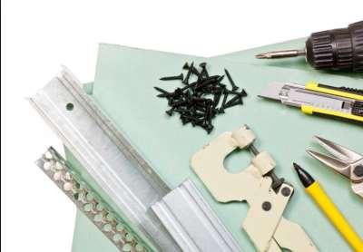 Инструмент для монтажа потолка