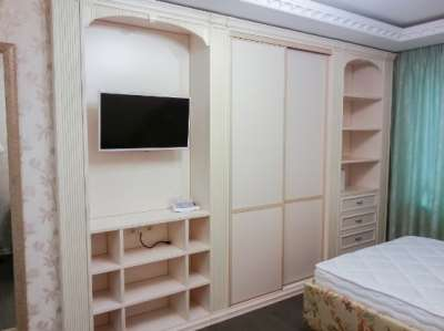 встроенная мебель, фото