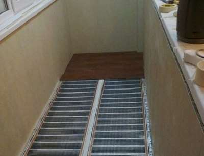 Превращаем балкон в спальню