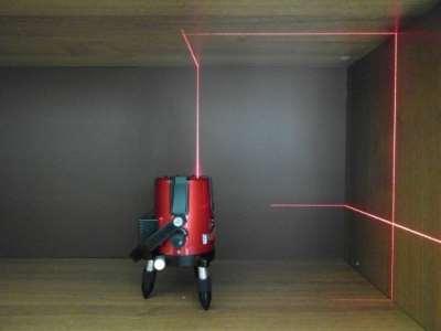 Лазерный уровень, фото