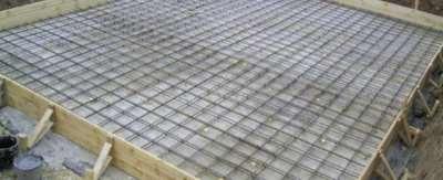 Плитный фундамент, этапы строительства