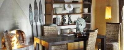Африканский стиль в интерьере — экзотика прямо дома