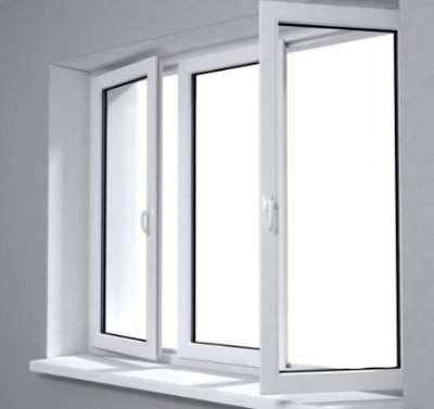 Фото окна ПВХ