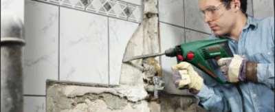 Способы очистки стен перед ремонтом