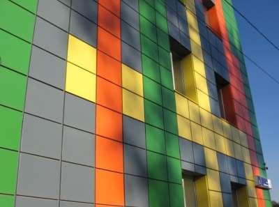 Облицовка вентилируемым фасадом