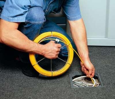 Основные виды устройств закладки кабеля