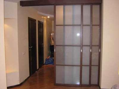 Раздвижные системы межкомнатных дверей – наиболее важные преимущества