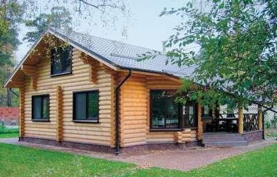 Деревянный дом – престижное и экологически безопасное жилье