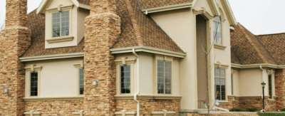 Фасады из натурального камня – это надежно и красиво