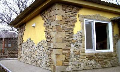 Основные виды и преимущества облицовочных камней