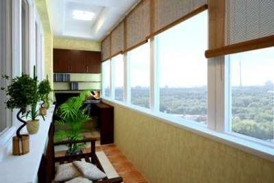 Остекление балкона в Балашихе холодным способом: плюсы и недостатки