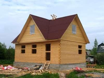 Строй-дом35 – оперативное и качественное строительство бревенчатых домов под усадку