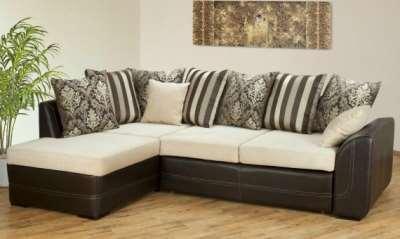 Угловой диван – стильная и невероятно функциональная мебель