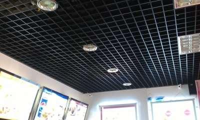 Центростройсвет – популярные потолки Грильято