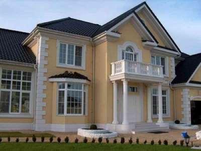 Какие материалы чаще всего применяются для отделки фасадов домов