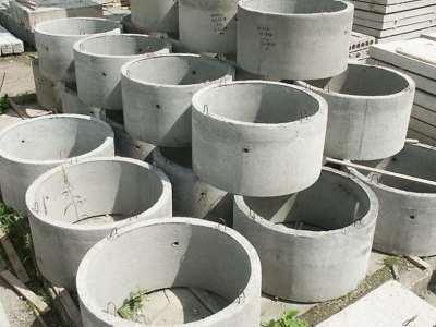 Для каких целей могут применяться бетонные колодцы