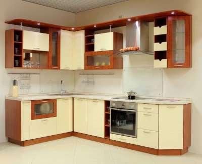 Кухня из МДФ в чем особенность  и преимущества