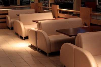 Мягкие диваны для кафе и ресторана