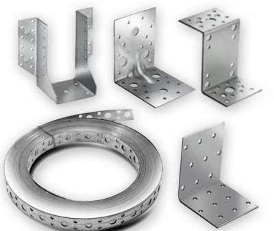 """Перфорированный металлический крепеж высокого качества в компании """"ХольцФикс"""""""