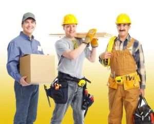 Востребованные услуги грузчиков и разнорабочих
