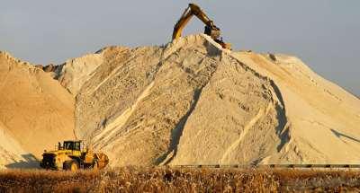 Заказывайте любой вид строительной песка с доставкой до объекта
