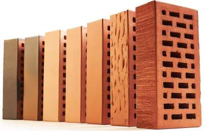 Керамический кирпич – главные  преимущества над другими материалами