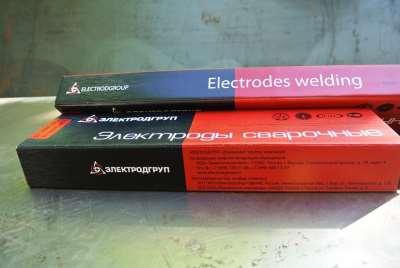 Электроды — неотъемлемая часть сварочных работ