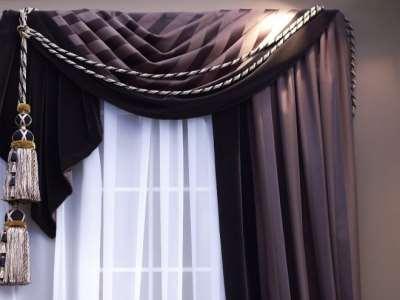 Карниз для штор — украшение окна