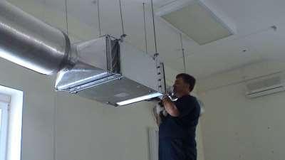 Основные особенности установки воздуховодов для вентиляции
