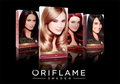 Краска для волос TrueColor HairX от Орифлейм – укрепление волос и стойкость цвета
