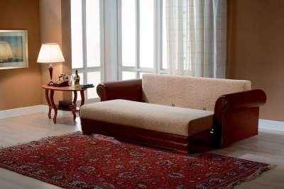 Стильный диван книжка «Вега-Ламино» на сайте «Мебель Лига»