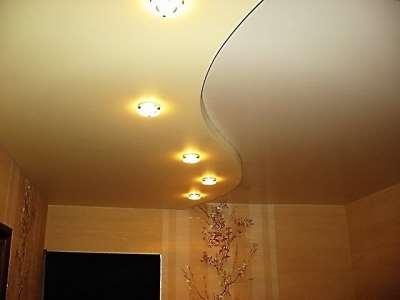 Натяжные потолки в вашем доме