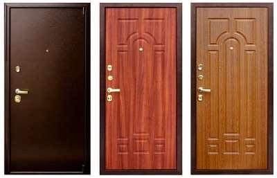 Какие они, оптимальные двери для стройки?