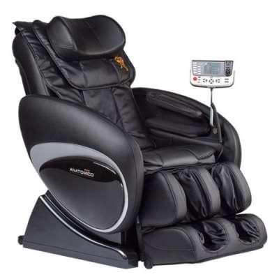 Эффективные и недорогие массажные кресла от компании Medisana