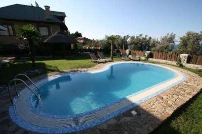 Цены на строительство бассейна в частном доме