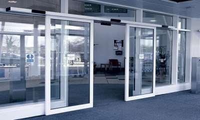 Системы автоматики для дверей