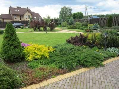 Садовый Мир – ландшафтный дизайн, благоустройство и озеленение территорий