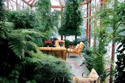 Как создать свой проект зимнего сада