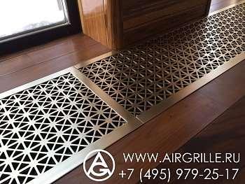 Декоративные решетки для интерьера – отличное украшение помещения
